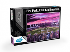 Firs Park, East Stirlingshire 1960's- 1000 Piece Jigsaw